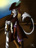 Captain Jessy - Portrait by ArtisticJessy