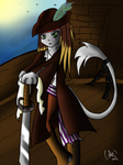 Captain Jessy - Portrait