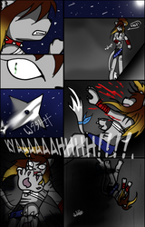 Claws Page 1 by ArtisticJessy