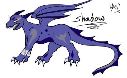 Art Request - Shadow