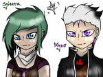 Human Syierra and Kyro