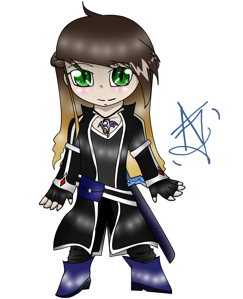 Project Online - Chibi Jessy Avatar by ArtisticJessy