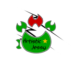 ArtisticJessy Logo 2014 [+YOUTUBE LINK] by ArtisticJessy