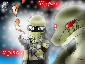 Contest entry for GolzyBlazey - The past... by ArtisticJessy