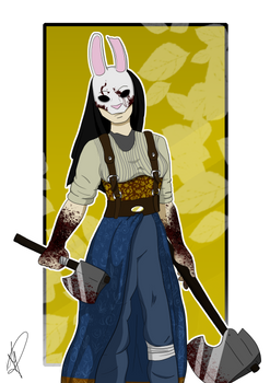 [Dead by Daylight] THE HUNTRESS