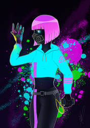 [Dead by Daylight] Neon Nea