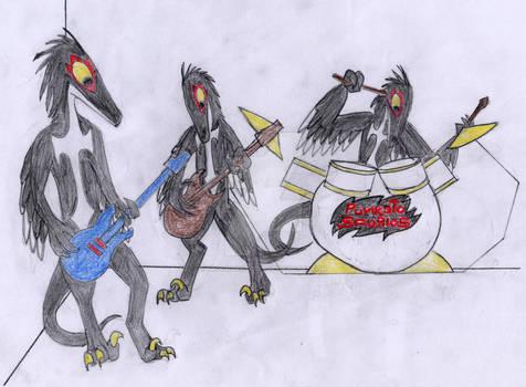 Punketosaurios