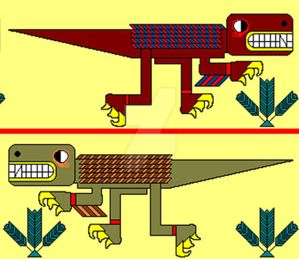 Wariraptors, revised