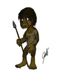 Homo floresiensis 1st try