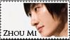 Zhou Mi stamp by rockstarREMIX
