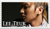 Lee Teuk stamp by rockstarREMIX