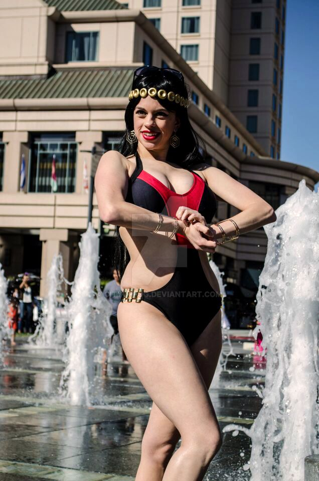 Little Barda Swimsuit Edition by cityoffog