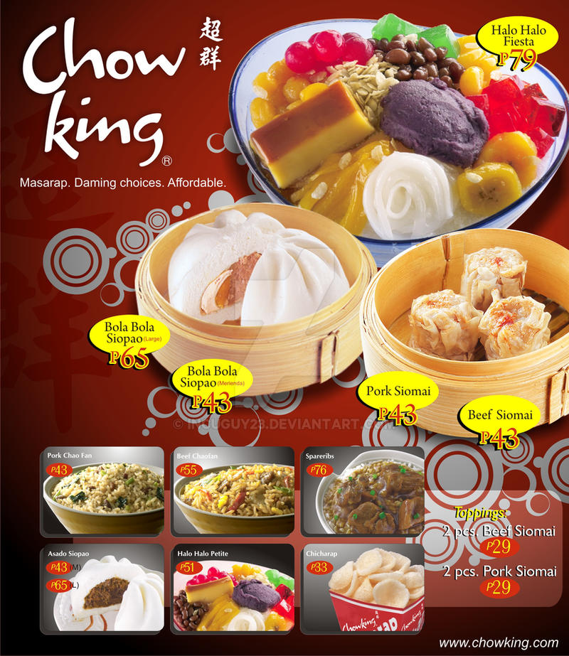 Chowking Food Delivery