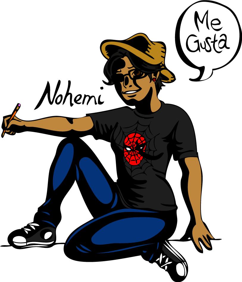Nohemi by Jasperideon
