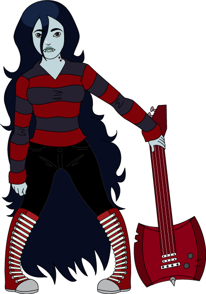Marcy the Vamp Queen by Jasperideon