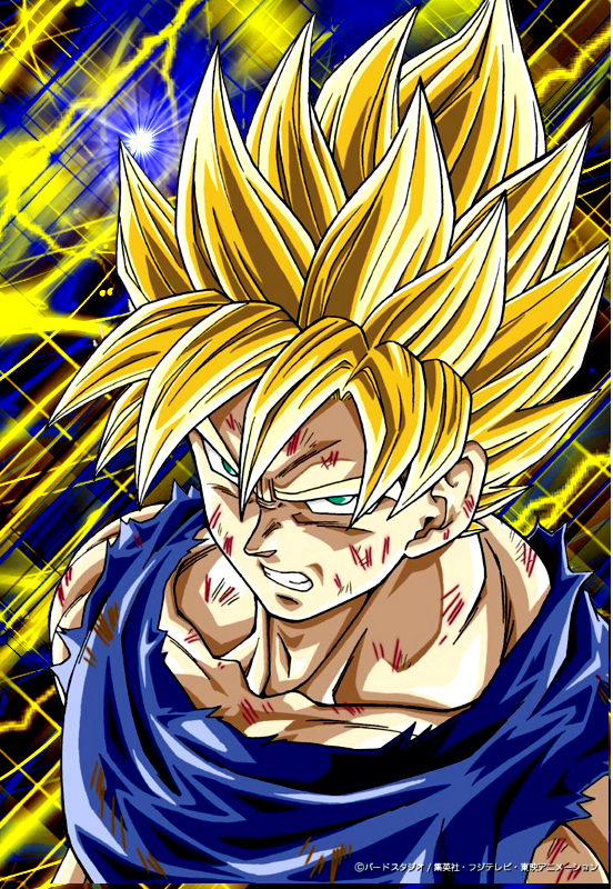 Goku super saiyan picture by azaz8 on deviantart - Sangoku super sayen 6 ...