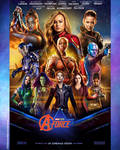 A-Force (movie poster)
