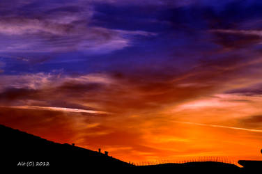 Sun Set 10/03/12 by Diesel-420