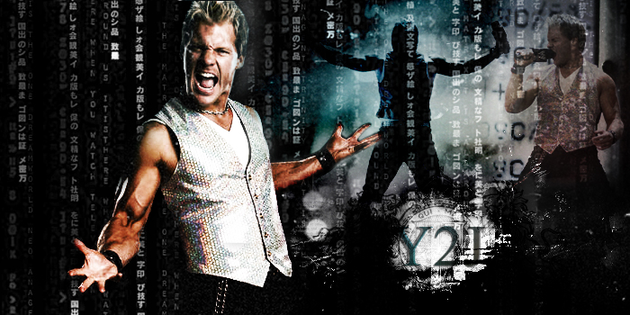 Y2J Chris Jericho by toxicfusion
