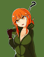 Cupa, I want to see you without your hoodie.