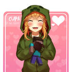 Cupa Wants to be Friends!