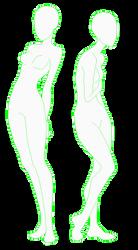 Female Ref 5 by FreeKissForAll