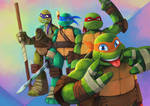 Heroes in a Half-Shell