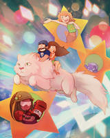 Super Best Friends Universe!