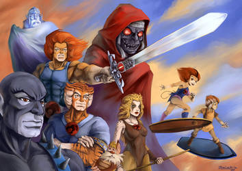 Thundercats - HO by Remainaery