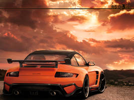 Porsche RS GT-R by RS--Design