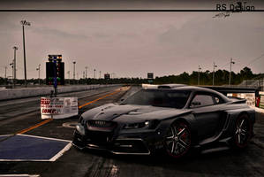 AUDI GTRS by RS--Design