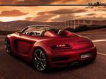 Audi RS Wild Cherry
