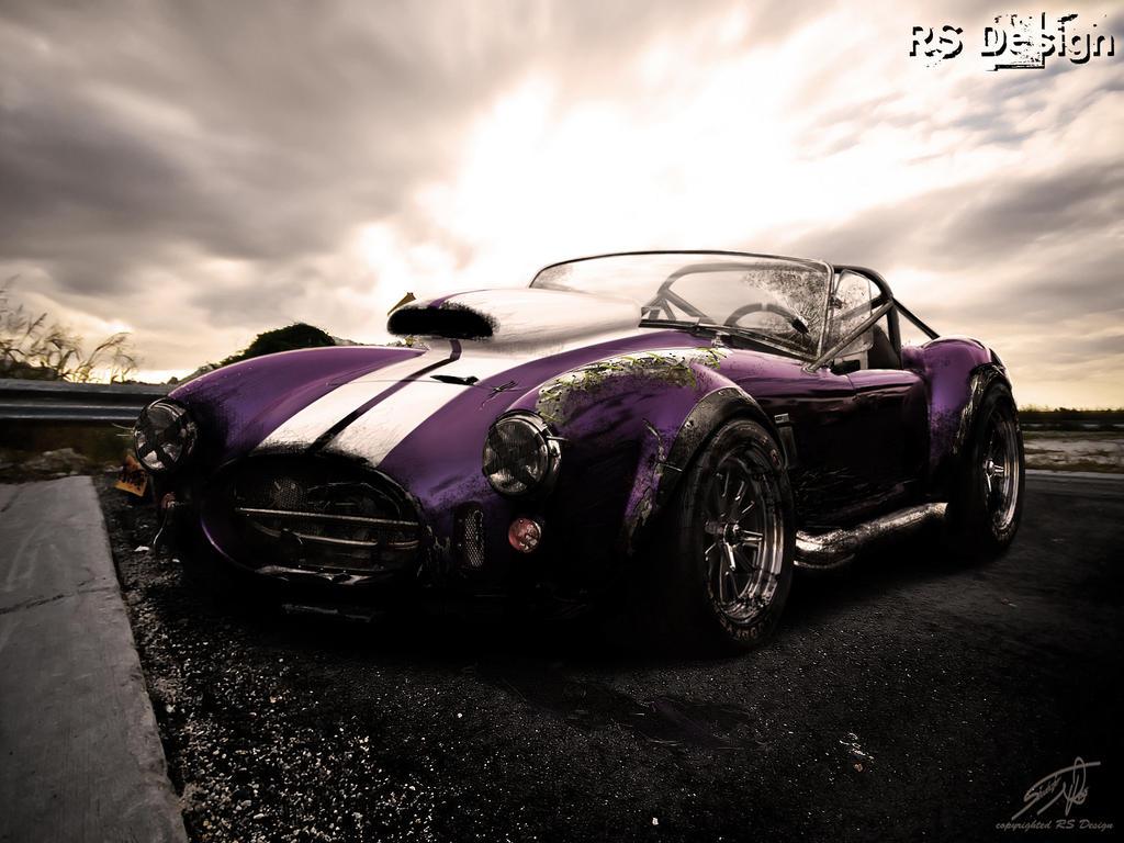 ford ac cobra deep purple 2 by rs design on deviantart. Black Bedroom Furniture Sets. Home Design Ideas