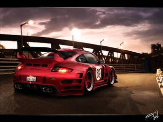 Porsche El Diablo by RS--Design
