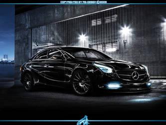 Mercedes Benz CLS Concept 1