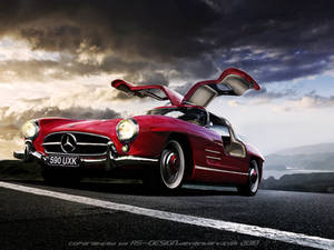 Mercedez Benz Sl 300 Gullwing