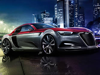 Audi RSX Concept by RS--Design