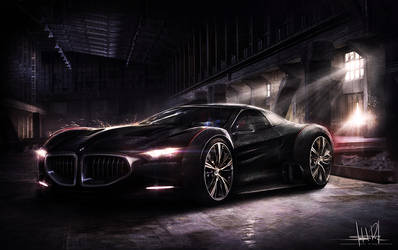 BMW RS CARBON by RS--Design