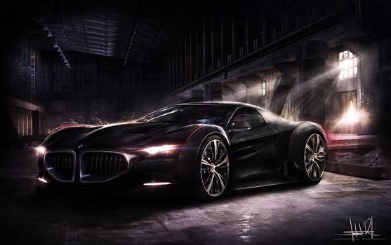 BMW RS CARBON