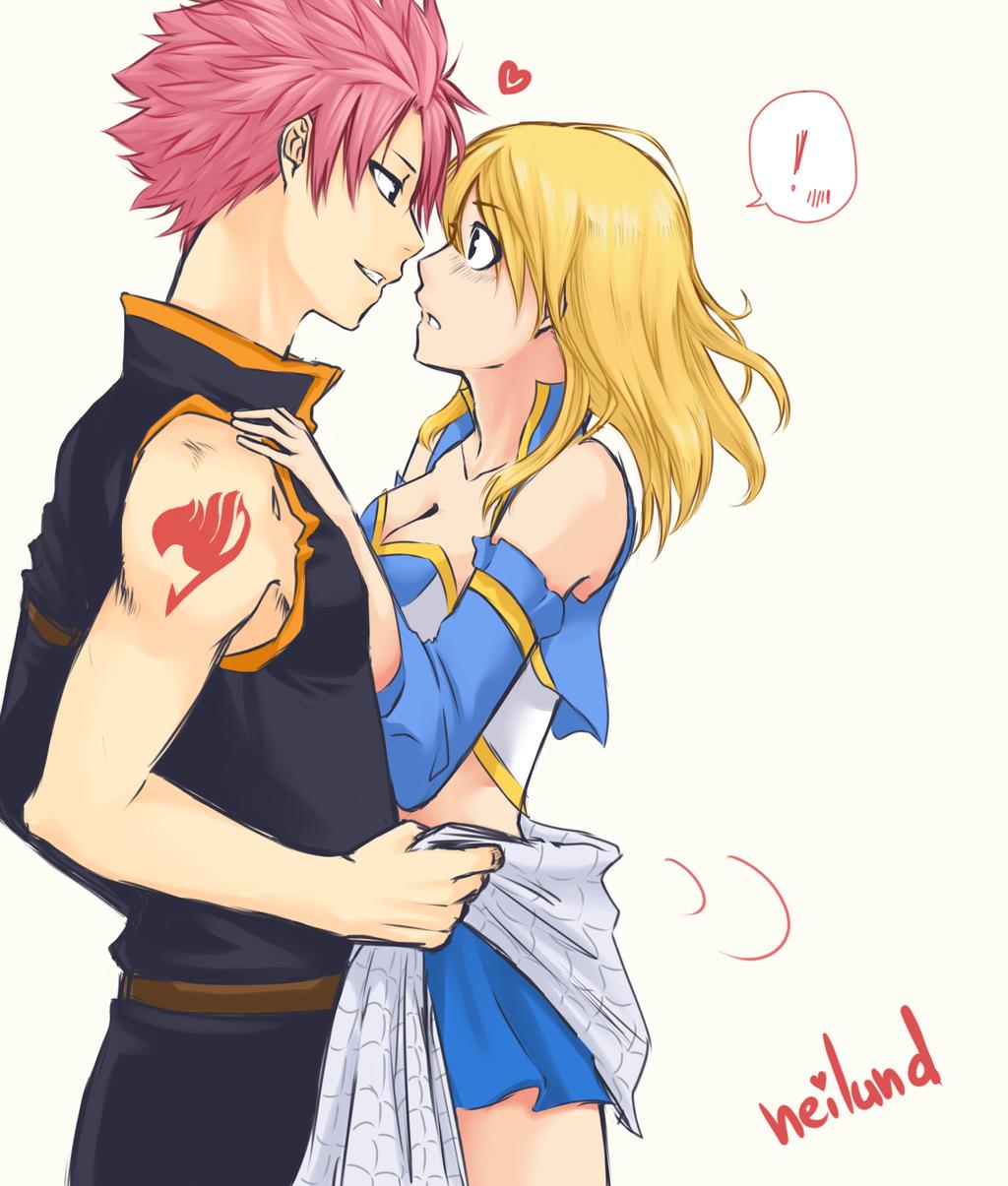 anime fairy tail nalu: Nalu Clan ♥