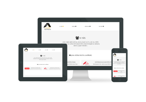Stavbaremen - webdesign, programing