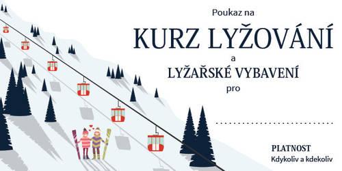 Ski course voucher