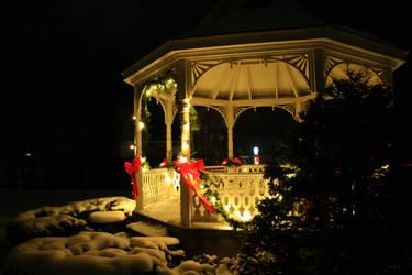 +Christmas Gazebo 5+ by Undreamed-Stock