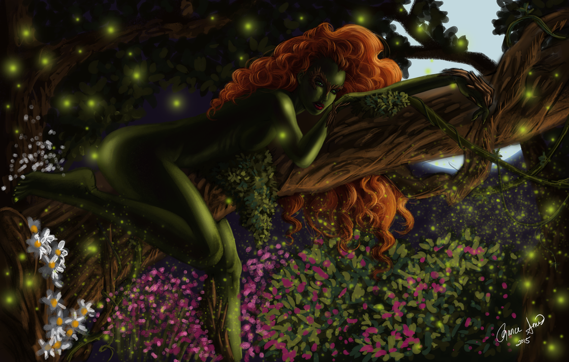 Poison Ivy by RanceWasHere