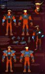 Ace Hardlight : Reference -Exterminator-