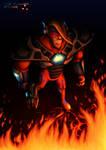 -Hardlight Towards the Fire-