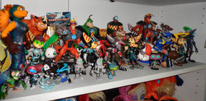 Video Game Figure Collection