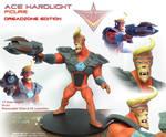 Ace Hardlight - Figure