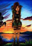 Cienna the Adventurer