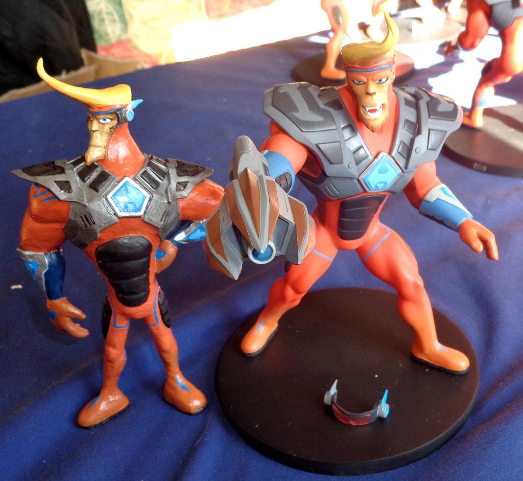 Ace figure comparisons